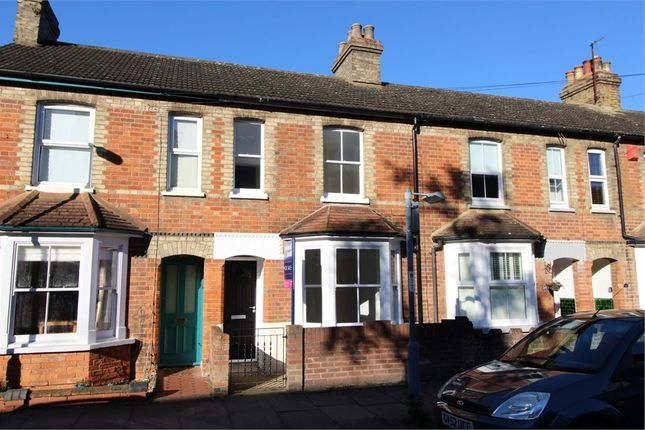 Thumbnail Terraced house for sale in Dudley Street, Bedford, Bedfordshire