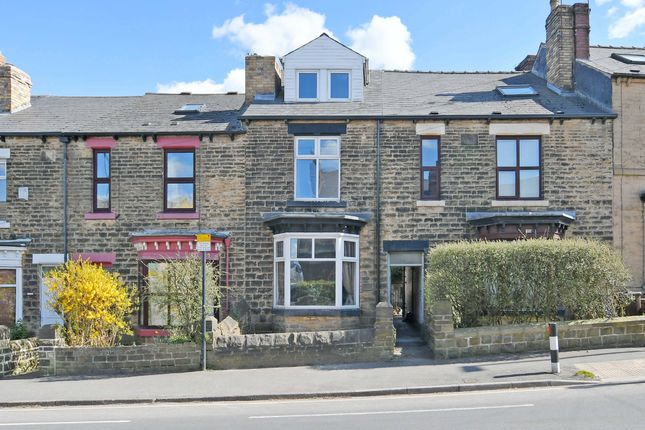 4 bed terraced house for sale in Northfield Road, Sheffield S10