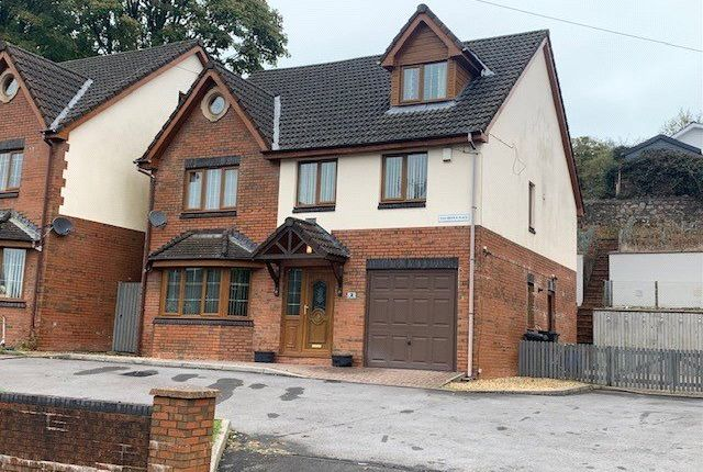 Thumbnail Detached house for sale in Upper High Street, Cefn Coed, Merthyr Tydfil, Mid Glamorgan