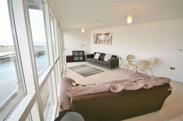 Thumbnail Flat for sale in Aurora, Trawler Road, Maritime Quarter, Swansea