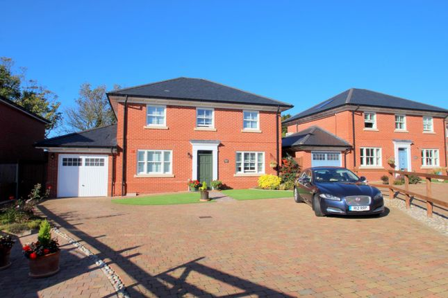Thumbnail Detached house for sale in Richard Avenue, Brightlingsea, Colchester
