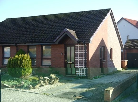 Thumbnail Semi-detached bungalow to rent in Drainie Way, Lossiemouth