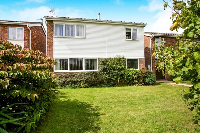 Thumbnail Detached house for sale in Kirby Cross Avenue, Littleport, Ely