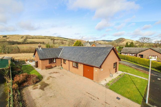 Thumbnail Bungalow for sale in Erw Haf, Llanwrtyd Wells