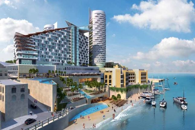 Thumbnail Apartment for sale in Tower Residences, St. Georges' Bay, St. Julians, St Julians, Malta
