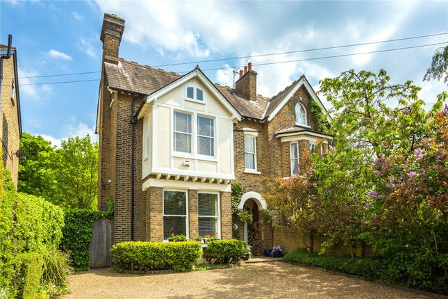 Thumbnail Semi-detached house for sale in Epping New Road, Buckhurst Hill, Essex