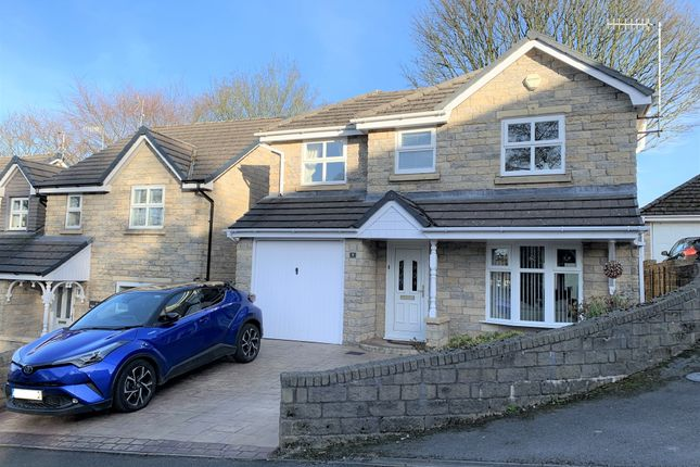 Thumbnail Detached house for sale in High Meadows, Glossop