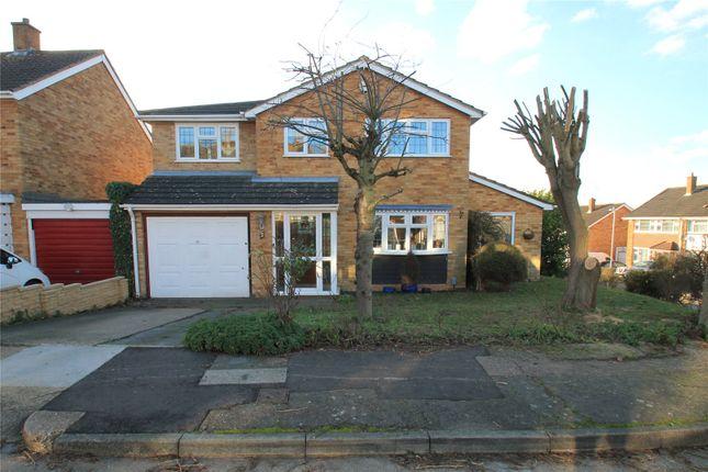 Thumbnail Detached house for sale in Grangeways Close, Northfleet, Kent