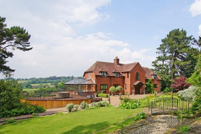 Thumbnail Detached house for sale in Pumphouse Lane, Barnt Green
