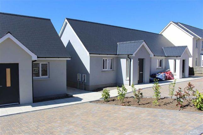 Thumbnail Semi-detached bungalow for sale in Grove Street, Pennar, Pembroke Dock