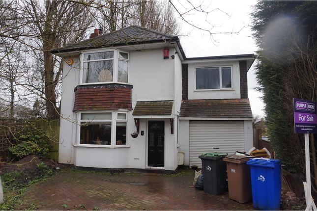 Thumbnail Detached house for sale in Springfield Crescent, Stoke-On-Trent