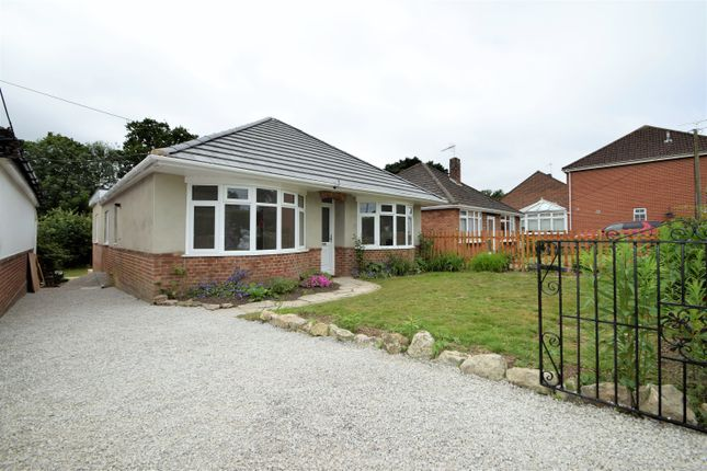 Thumbnail Detached bungalow for sale in Lower Northam Road, Hedge End, Southampton, Hampshire