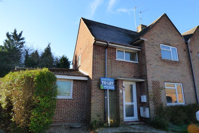 Semi-detached house to rent in Fleming Road, Winchester