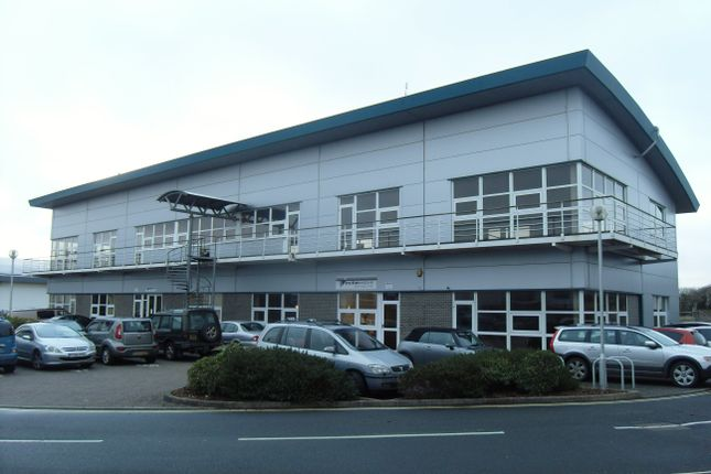 Thumbnail Light industrial to let in St Cross Business Park, Newport