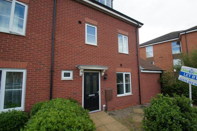 Thumbnail Terraced house to rent in Humber Road, Coventry