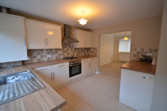 Thumbnail Detached bungalow to rent in Grainsby Avenue, Holton Le Clay