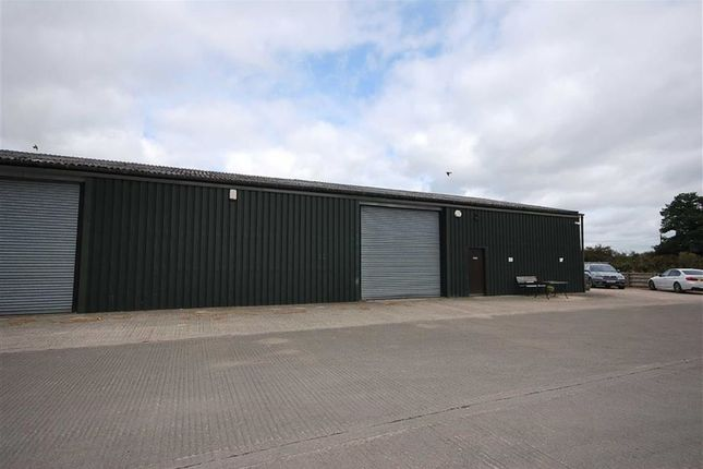 Thumbnail Light industrial to let in Unit 28, Narborough Wood Business Park, Enderby, Leicestershire