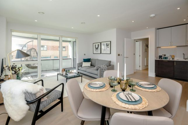 Thumbnail Flat to rent in London Road, Hounslow