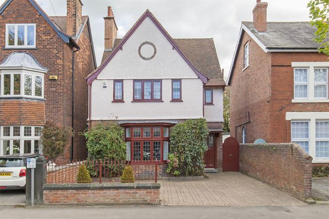Thumbnail Detached house for sale in Tennyson Avenue, Chesterfield
