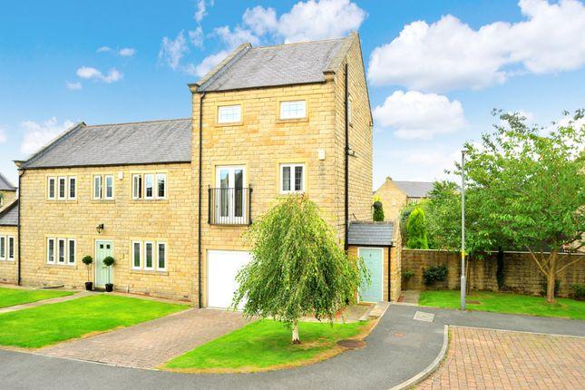 Thumbnail Semi-detached house to rent in St Thomas A Becket Walk, Hampsthwaite