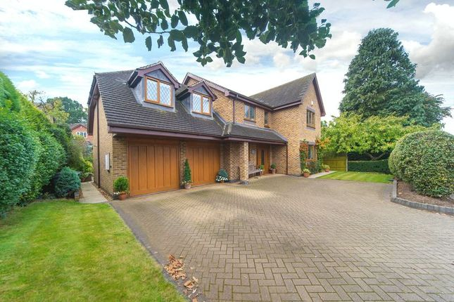 Thumbnail Detached house for sale in Old Weston Road, Bishops Wood, Stafford