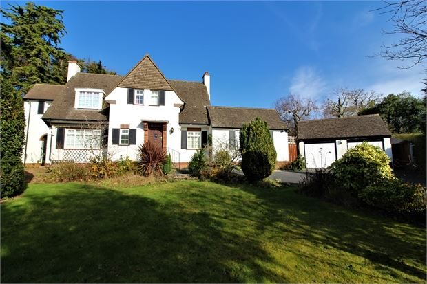 Thumbnail Detached house to rent in Mayfield Drive, Exmouth, Devon.