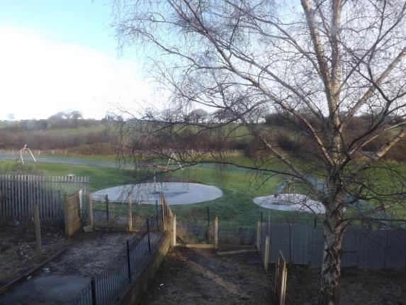 Rear Views of Meadowbank, Holywell, Flintshire CH8