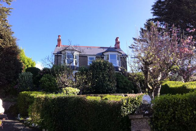 Thumbnail Detached house for sale in Copperhill St, Aberdovey, Gwynedd