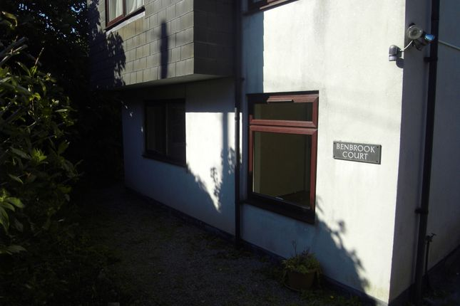 Side View of Plymouth Road, Totnes TQ9