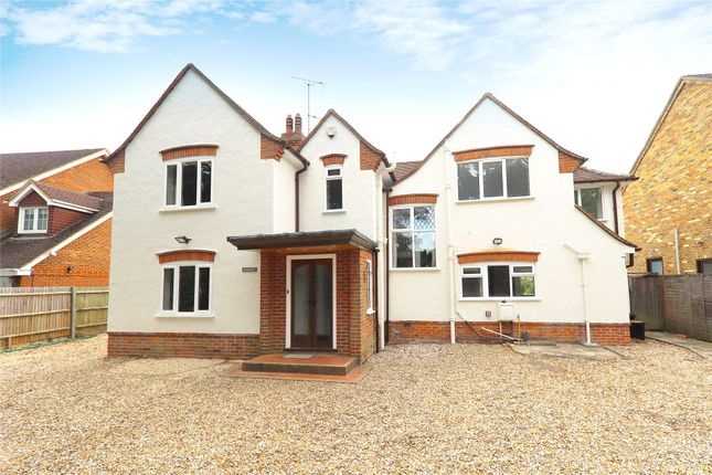 Thumbnail Detached house for sale in Reading Road, Wokingham, Berkshire