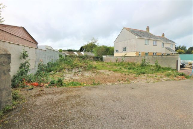 Thumbnail Land for sale in Glowarth Koth, Camborne