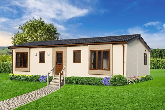 Thumbnail Mobile/park home for sale in Carlisle Road, Crawford, South Lanarkshire