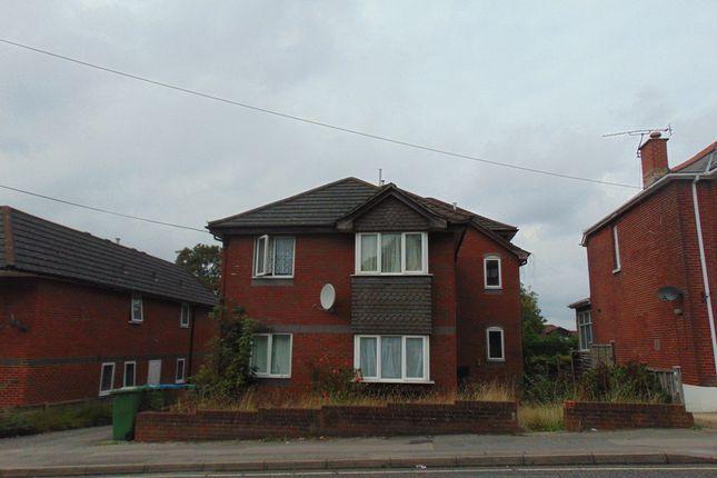 Thumbnail Flat to rent in Cobbett Road, Southampton