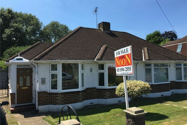2 bed semi-detached bungalow for sale in Pams Way, Ewell, Epsom