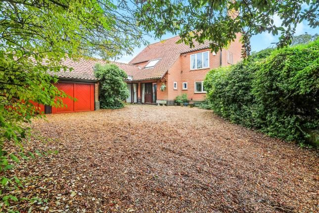 Thumbnail Detached house for sale in West Acre, King's Lynn, Norfolk