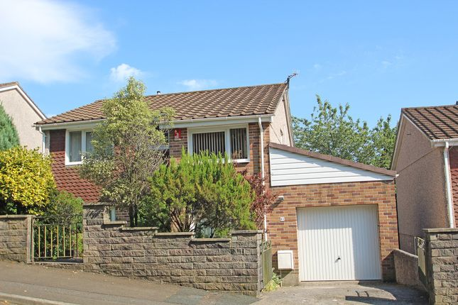 Thumbnail Detached house for sale in Goosewell Hill, Eggbuckland, Plymouth