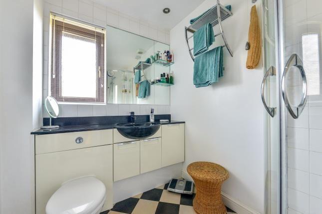 Shower Room of Mortons Fork, Blue Bridge, Milton Keynes, Buckinghamshire MK13