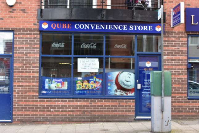 Thumbnail Retail premises for sale in Edward St, Birmingham