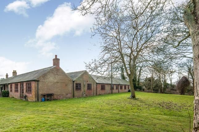 Thumbnail Barn conversion for sale in Foulden, Thetford