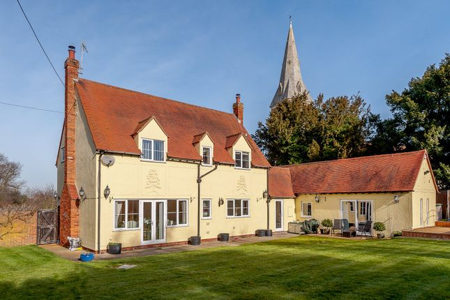 Thumbnail Detached house for sale in School Hill, Birch, Colchester