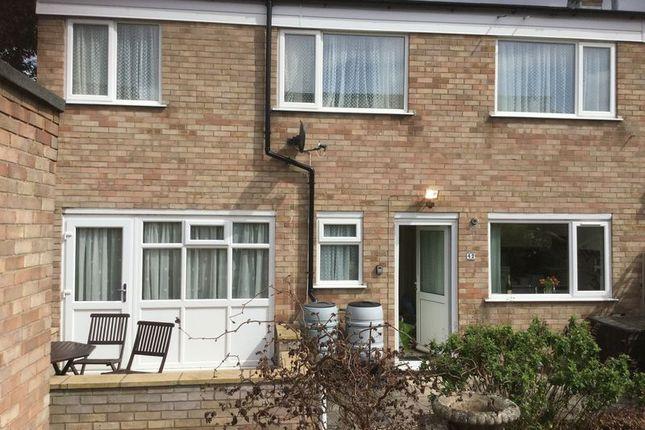 Thumbnail Semi-detached house for sale in Kirkstead Road, Bury St. Edmunds