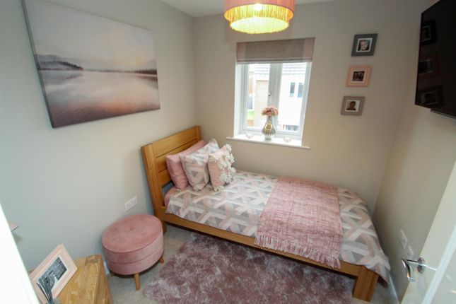 Bedroom Three of Ostler Drive, Weston Coyney, Stoke-On-Trent ST3