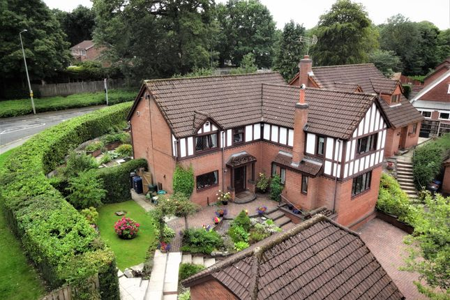 Aerial View of Ridge Way, Penwortham, Preston PR1