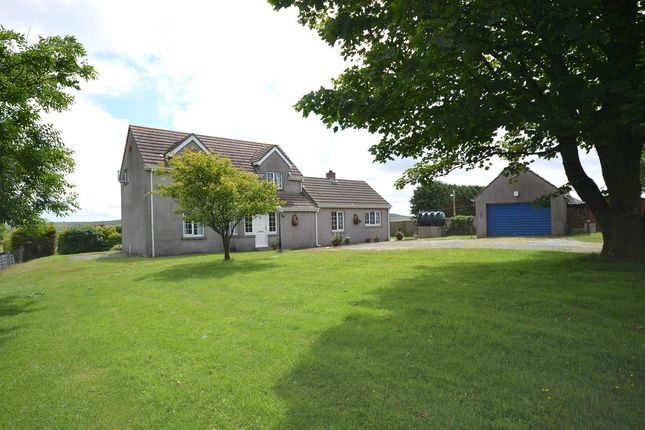 Thumbnail Detached house for sale in Hayscastle Cross, Hayscastle, Haverfordwest