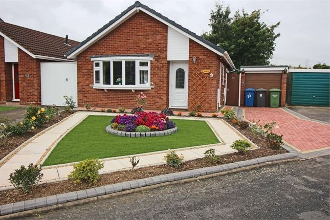 Thumbnail Detached bungalow for sale in 83 Cringlebrook, Belgrave, Tamworth, Staffordshire