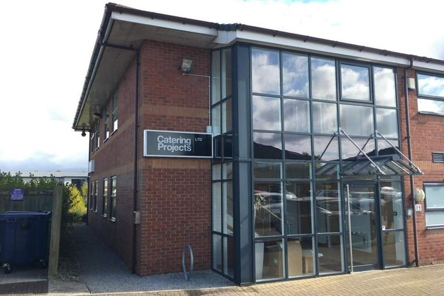 Thumbnail Office to let in Napier Court, Chesterfield