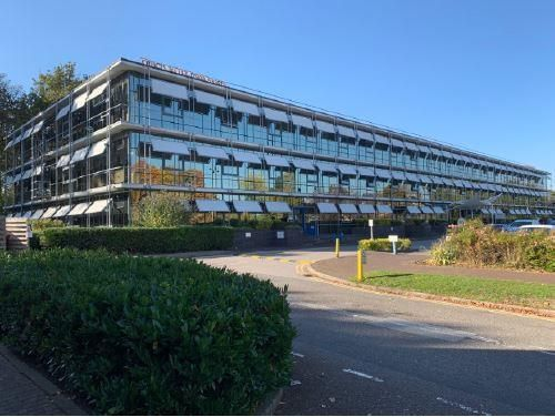 Office to let in Suite 1.05A, Challenge House, Sherwood Drive, Bletchley, Milton Keynes