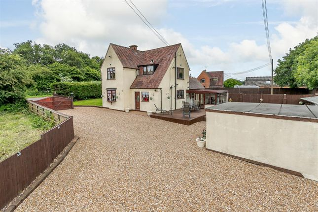 Thumbnail Detached house for sale in Highfield Lane, Corley, Coventry