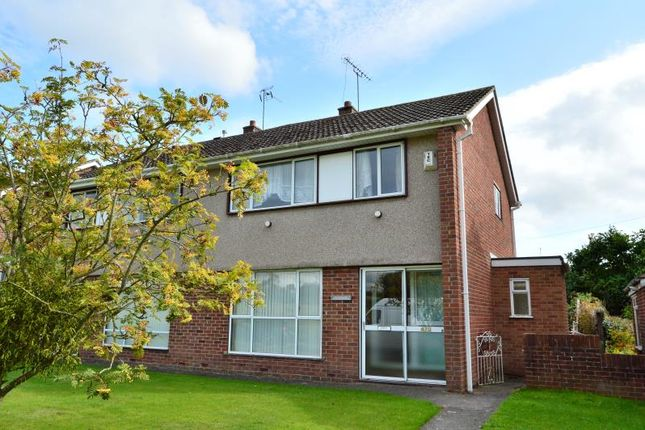 Thumbnail Semi-detached house for sale in Cheddon Road, Taunton, Somerset