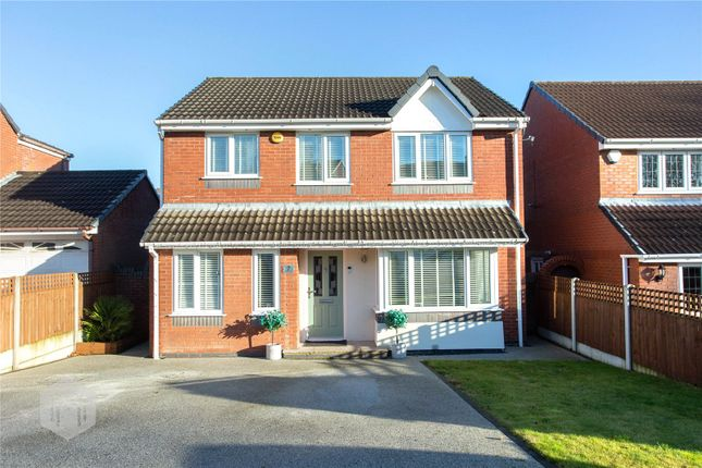 4 bed detached house for sale in Muirfield Drive, Astley, Tyldesley, Manchester M29